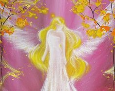 Beperkte engel kunst foto ' zijn in jezelf door HenriettesART