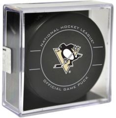 Pittsburgh Penguins Official Hockey Puck #PittsburghPenguins