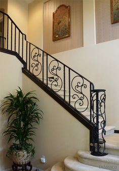Tulip shape FASTDELIVERY Wrought Railing Cheap Stair Parts Iron Baluster mount