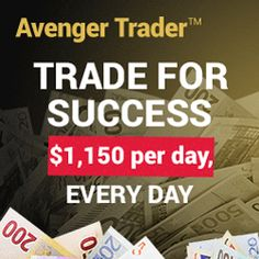 Avenger Trader – Incredible system to make a minimum of $380 per hour! I made my first $10,000 with this system last week and I'm so happy to be sharing this with you.  To learn more: http://binaryoptions24.net/avenger-trader/