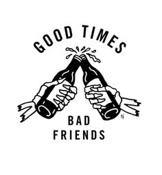 Funny Memes Black People Friends 62 New Ideas Super Funny Quotes, Funny Memes, People's Friend, Bad Friends, Beer Art, Find Quotes, Hippie Art, Friend Tattoos, Popular Tattoos
