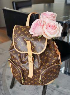 Louis Vuitton Bosphore Backpack | Mangobluete Life & Style Blog