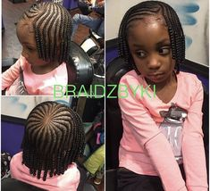 Cute for little ladies... Lil Girl Hairstyles, Kids Braided Hairstyles, Children Hairstyles, Kids Hairstyle, Girls Natural Hairstyles, Princess Hairstyles, Natural Hairstyles For Kids, Infant Hairstyles, Pretty Hairstyles