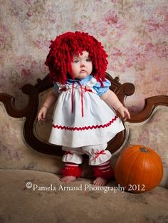 raggedy ann halloween costume contest via