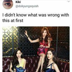 Very handsome girls Exo Ot12, Chanbaek, Exo Memes, Funny Memes, Funny Videos, Kyungsoo, Chanyeol, 5 Years With Exo, Kim Minseok