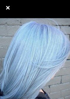 Light blue hair hair в 2019 г. pastel blue hair, baby blue h Light Blue Hair Dye, Pastel Blue Hair, Dyed Hair Blue, Hair Color Blue, Light Hair, Cool Hair Color, Hair Colors, Dye Hair, Short Pastel Hair