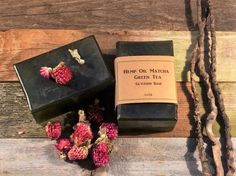 Hemp Oil Soap.Green Tea Soap.acne soap.omega 3 and  6 soap/face and Body Soap