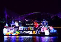 Tourism Johor Float