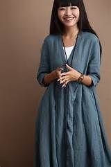 Luxurious Linen Clothing