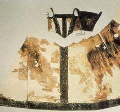 ELEONORA DI TOLEDO'S FUNERAL DRESS, EARLY 1560s