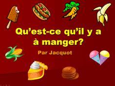French Language PowerPoint Exercises (free)