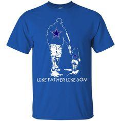 Dallas Cowboys T shirts Like Father Like Son Hoodies Sweatshirts Dallas Cowboys T shirts Like Father Like Son Hoodies Sweatshirts Perfect Quality for Amazing Pr