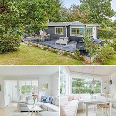 Kleines Ferienhaus mit tollem Garten und nahe eines kinderfreundlichen Strandes gelegen. #dänemark #hygge #urlaub #urlaubzuzweit