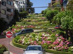 Lombard St., San Francisco, CA