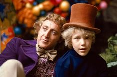We watched this a million times. Willy Wonka was and is one of my very favorites!