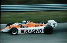 1982 Arrows A4 - Ford (Mauro Baldi)