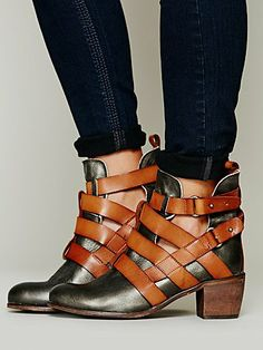 Cortez Ankle Boot ~ Free People