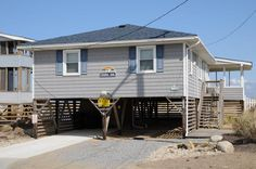 Kitty Hawk Vacation Rental: Wayfarer's Rest 432 | Pet Friendly Outer Banks Rentals