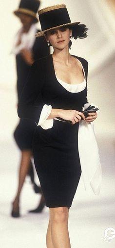 Dior by Ferre Fashion show details