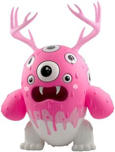 Buff Monster, Destroyer  (I want one SO BAD!)
