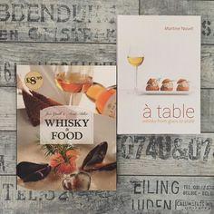 Ne zamandır istediğim 2 viski mutfağı kitabını buldum #Twitter #WhiskyKitchen #ViskiMutfagi