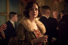 Still of Charlotte Riley in Peaky Blinders Peaky Blinders Tv Series, Peaky Blinders Season, Sophie Rundle, Steven Knight, Charlotte Riley, Tv Series 2013, Story Setting, English Movies, Fantasy Setting