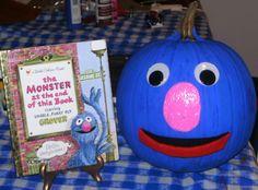 Grover pumpkin.