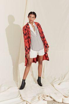 Raquel Allegra Spring 2018 Ready-to-Wear Collection Photos - Vogue