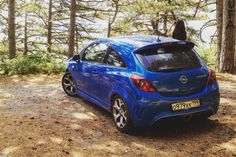 opel corsa opc pictures