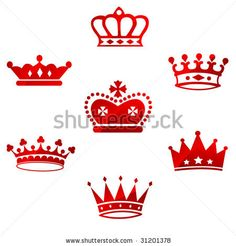 I'm thinking about getting one of these crowns tattooed on me. :)