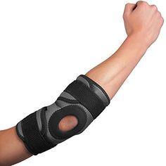 Gallant Adjustable Elbow Support Brace Tennis Golfers Strap Wrap Sports Injury Relief - The Ultimate Shopping Portal
