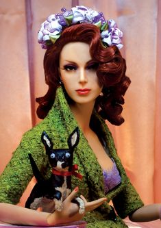 Superdoll_collectables - Abbe Lane
