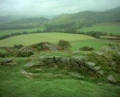 the Scottish highlands :-)
