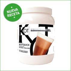 FARMACIA LAURIA - DIETAS Y CONTROL DE PESO. KOT Kotquick bebida de cacao bote