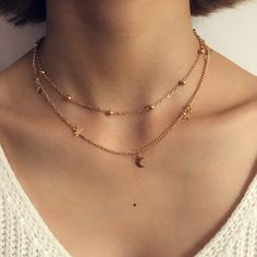 Gold Evil Eye Necklace + Fringe- statement necklace/ formal occasion necklace/ gift for her/ birthday gift/ boho necklace/ sparkly necklace - Fine Jewelry Ideas - - Chocker Necklace, Evil Eye Necklace, Dainty Necklace, Star Necklace, Pendant Necklace, Gold Earrings, Necklace Ideas, Layered Necklace, Chandelier Earrings
