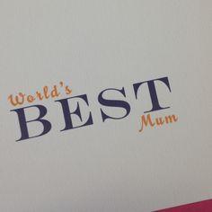 World's Best Mum Paper Dolls, Company Logo, Logos, World, Day, Logo, The World, Paper Puppets
