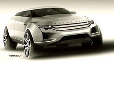 Range Rover by Sydney Hardy