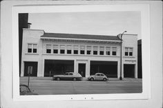 The old Century Motor's Company at 407 Lake Ave Racine WI in 1980