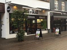 House Of Salads, Slotsgade 26a, Odense C. https://www.facebook.com/House-of-Salads-885475588226721/