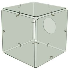 1stdibs.com | Gerald McCabe Cube Table