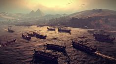 ryse son of rome ships - Google Search