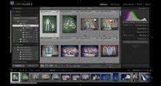 Adobe Photoshop Lightroom Tutorials