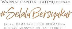 Selalu Bersyukur Challenge Ramadan, Challenge, Place Card Holders, Cosmetics, Beauty, Beauty Illustration