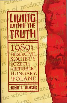 P22 Preissig fonts on Living within the Truth book cover