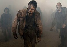 The Walking Dead, 7x01, The Day Will Come When You Won´t Be, Walkers, October 2016
