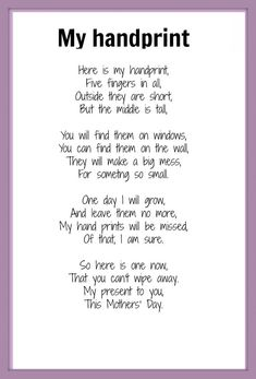 Handprint poem poem - sweet for grandparents or day.handprint_poem - sweet for grandparents or day.