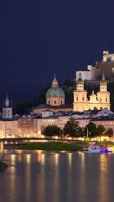 Saltzberg, Austria. A beautiful city with beautiful memories.