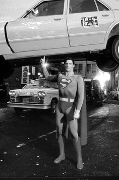 """Superman "" The Late Christopher Reeve, 1978~♛"