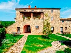 Photo of Apartment on a Large Estate in Umbria/Tuscany