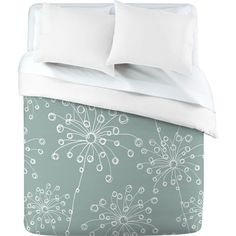 DENY Designs Rachael Taylor Quirky Motifs Duvet Cover Collection